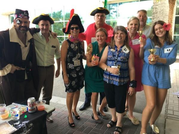 Pirate Rum Challenge Winners